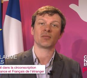VIDEO «Jamais l'Europe aujourd'hui n'a été aussi nécessaire, mais pour cela, il faut qu'elle change»