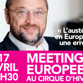 Meeting européen au Cirqued'Hiver