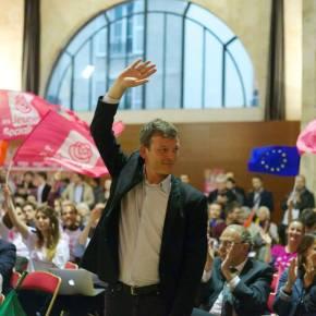 Guillaume Balas (PS) «Il faut changer de majorité si on veut changer l'Europe» – FranceBleu