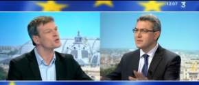 Guillaume Balas (PS) «Le FN n'a pas de bilan car elle a été absente de ses mandats européens» – France 3IDF