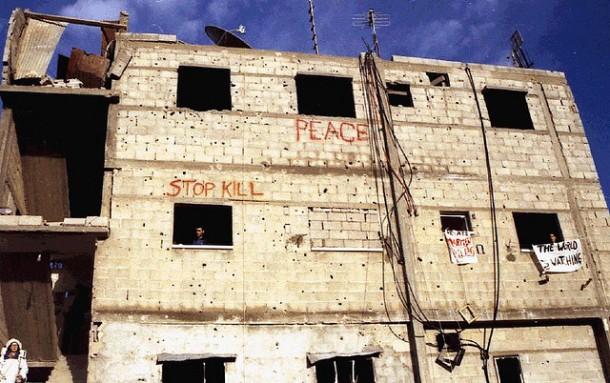 Paix au Proche-Orient
