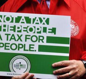 [Le Monde] Tribune commune signée avec Pascal Canfin «La taxe sur les transactions financières doit devenir réalité»