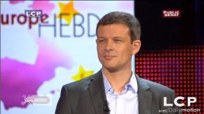 Mon débat sur LCP «Pour sauver l'Europe, il faut en faire autre chose qu'une Europe de contraintes budgétaires»