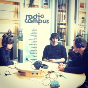 Mon itv à Radio Campus «la vision ordolibérale en Europe est une vision absurde»