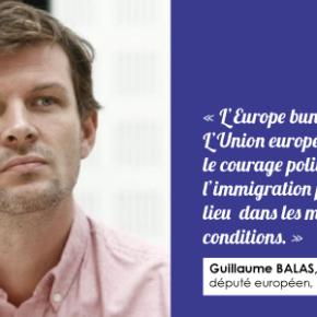 L'Union européenne doit avoir le courage politique d'organiser l'immigration pour qu'elle ait lieu  dans les meilleures conditions[LCP]