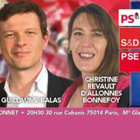 INVITATION : compte-rendu de mandat des députés européens franciliens, jeudi 18 juin au FIAPParis