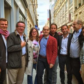 [JDD] Rencontre avec Podemos : travailler à des «convergences» pour inverser le rapport de force dans l'Unioneuropéenne