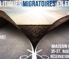 Débat à la Maison de l'Europe «Politique migratoire de l'Union européenne»