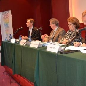 Débat à la Maison de l'Europe de Paris sur les questionsmigratoires